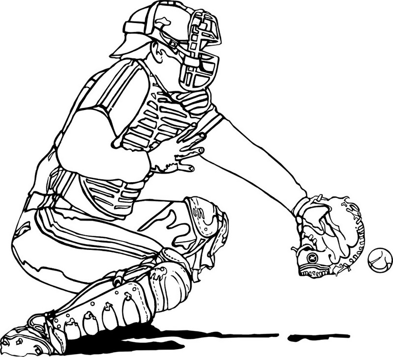 coloring pages baseball sporty coloring pages to print baseball baseball baseball pages coloring