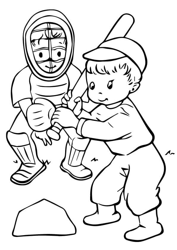 coloring pages baseball sporty coloring pages to print baseball baseball pages baseball coloring