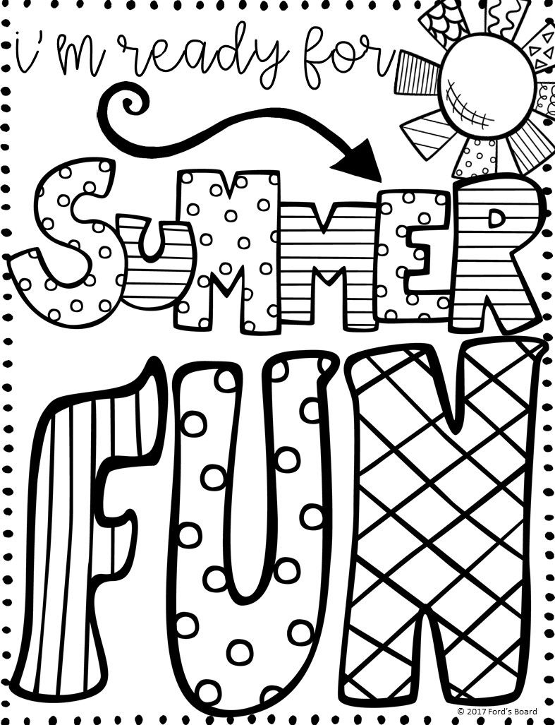 coloring pages for summer 36 free printable summer coloring pages pages summer coloring for