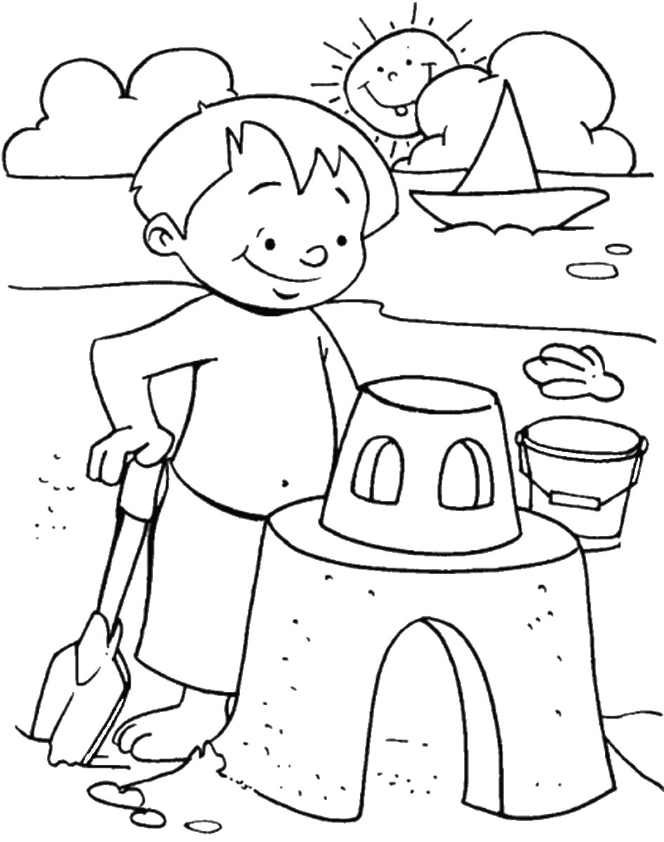 coloring pages for summer download free printable summer coloring pages for kids coloring for pages summer