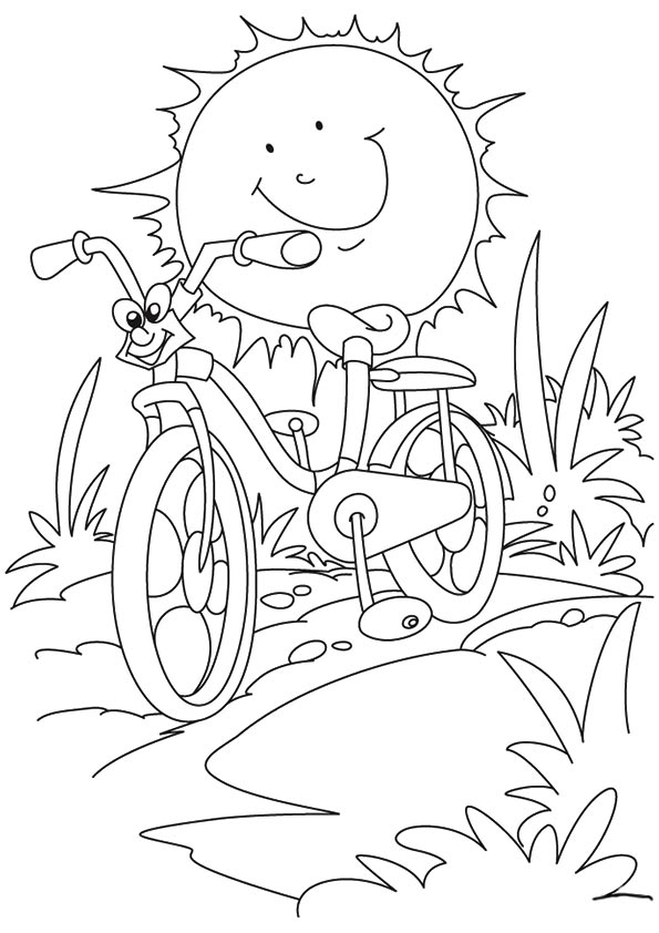 coloring pages for summer summer holiday coloring pages coloring pages summer for 1 1