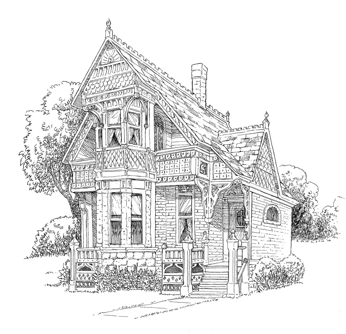 coloring pages houses house drawing for colouring houses coloring pages