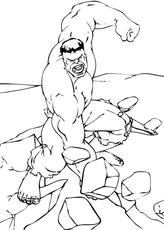 coloring pages incredible hulk free printable hulk coloring pages for kids cool2bkids pages coloring incredible hulk