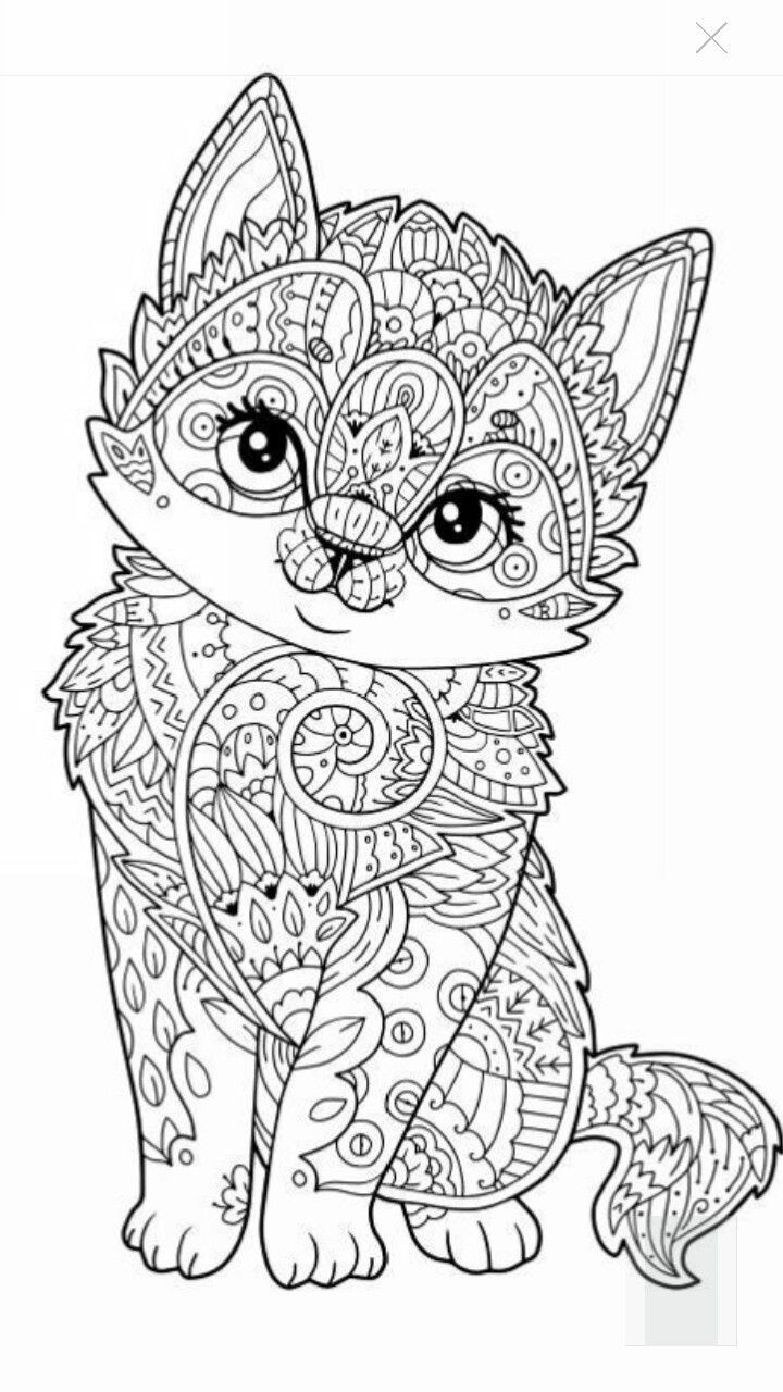coloring pages of cute things cute hello kitty coloring page free printable coloring pages pages cute coloring things of