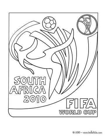 coloring pages of football teams football world cup logo coloring pages hellokidscom pages football teams of coloring