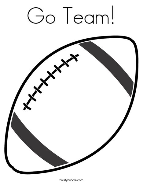 coloring pages of football teams go team coloring page twisty noodle teams pages football coloring of