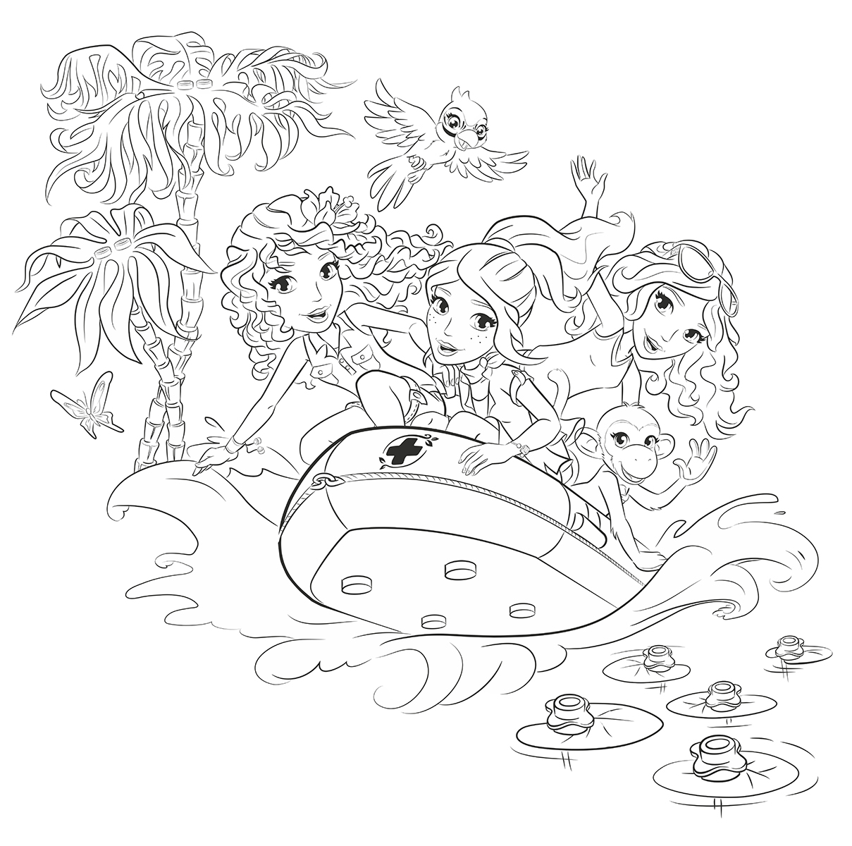 coloring pages of lego friends lego friends coloring pages best coloring pages for kids pages lego coloring friends of