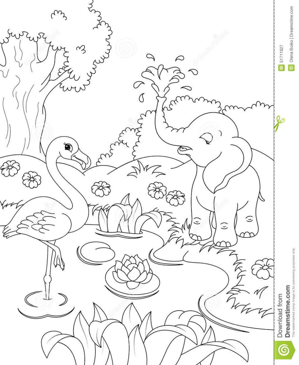 coloring pages of nature and animals free download endangered animals coloring page exploring of nature and coloring animals pages