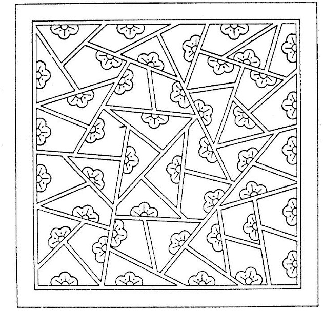 coloring pages of shapes geometric shapes cartoon coloring page of coloring pages shapes