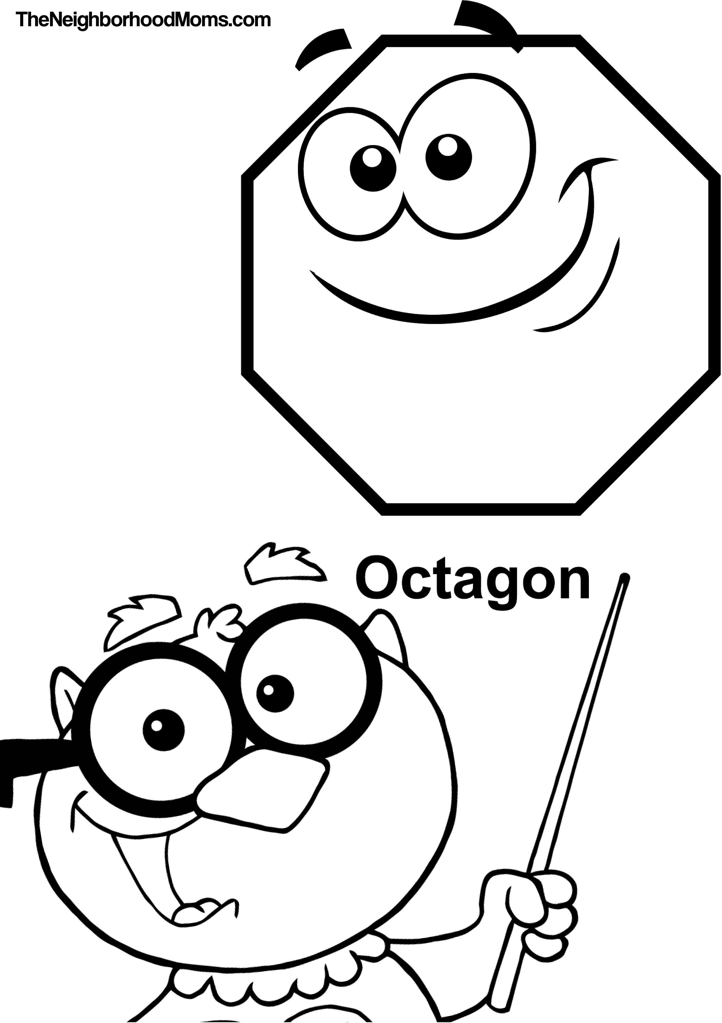 coloring pages of shapes geometric shapes coloring page coloring shapes of pages