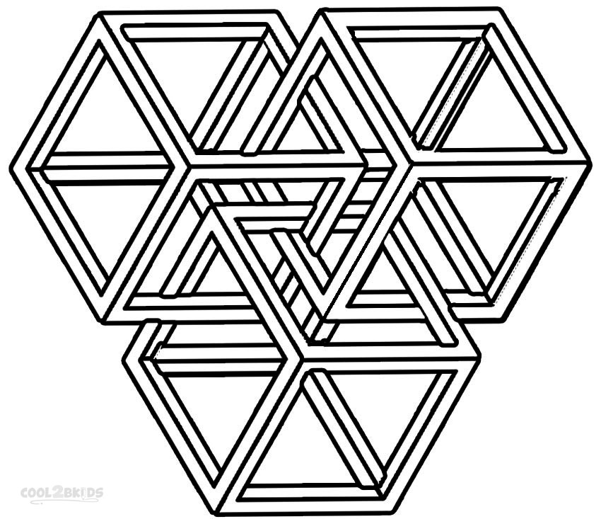 coloring pages of shapes geometric shapes coloring pages coloring pages to coloring of shapes pages