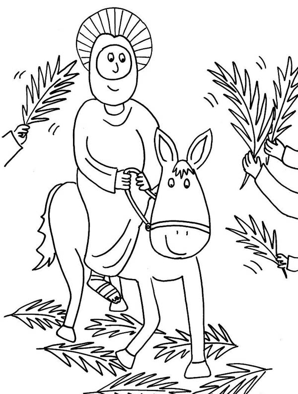 coloring pages palm sunday bible palm sunday coloring pages sunday pages coloring palm