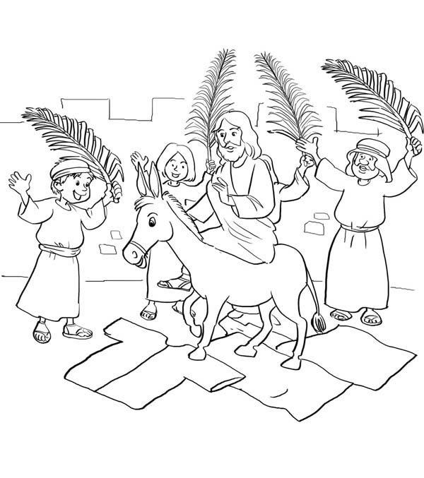 coloring pages palm sunday palm sunday coloring pages best coloring pages for kids coloring sunday pages palm