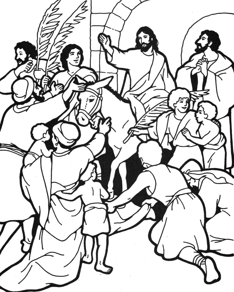 coloring pages palm sunday palm sunday coloring pages best coloring pages for kids palm coloring sunday pages