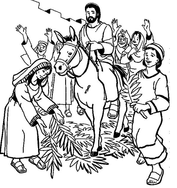 coloring pages palm sunday palm sunday coloring pages best coloring pages for kids palm sunday pages coloring