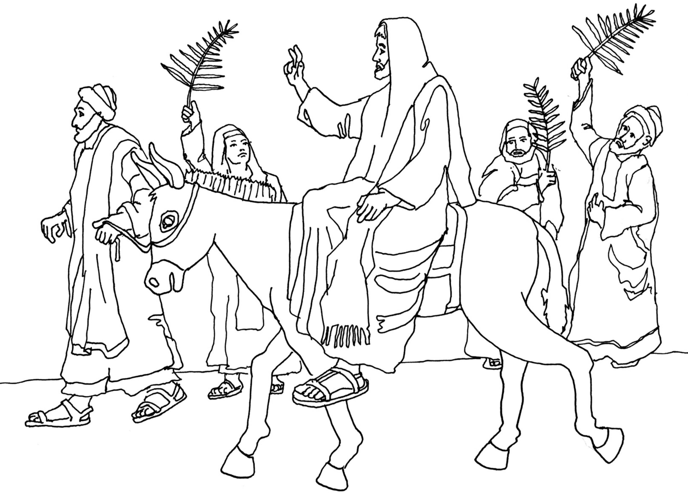 coloring pages palm sunday palm sunday coloring pages getcoloringpagescom palm sunday coloring pages