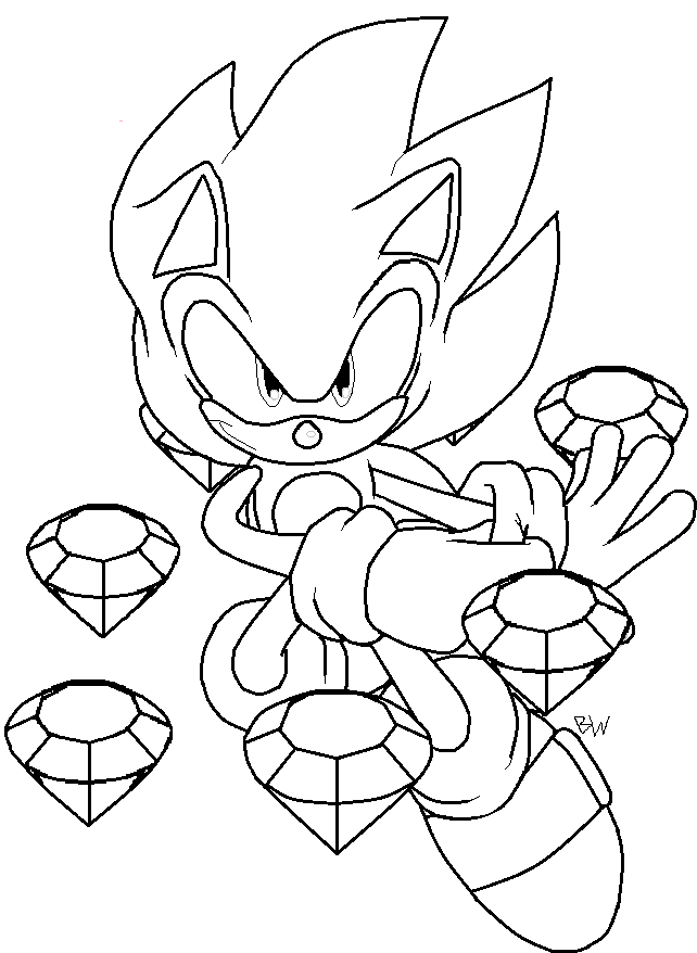 coloring pages sonic sonic coloring pages z31 sonic coloring pages