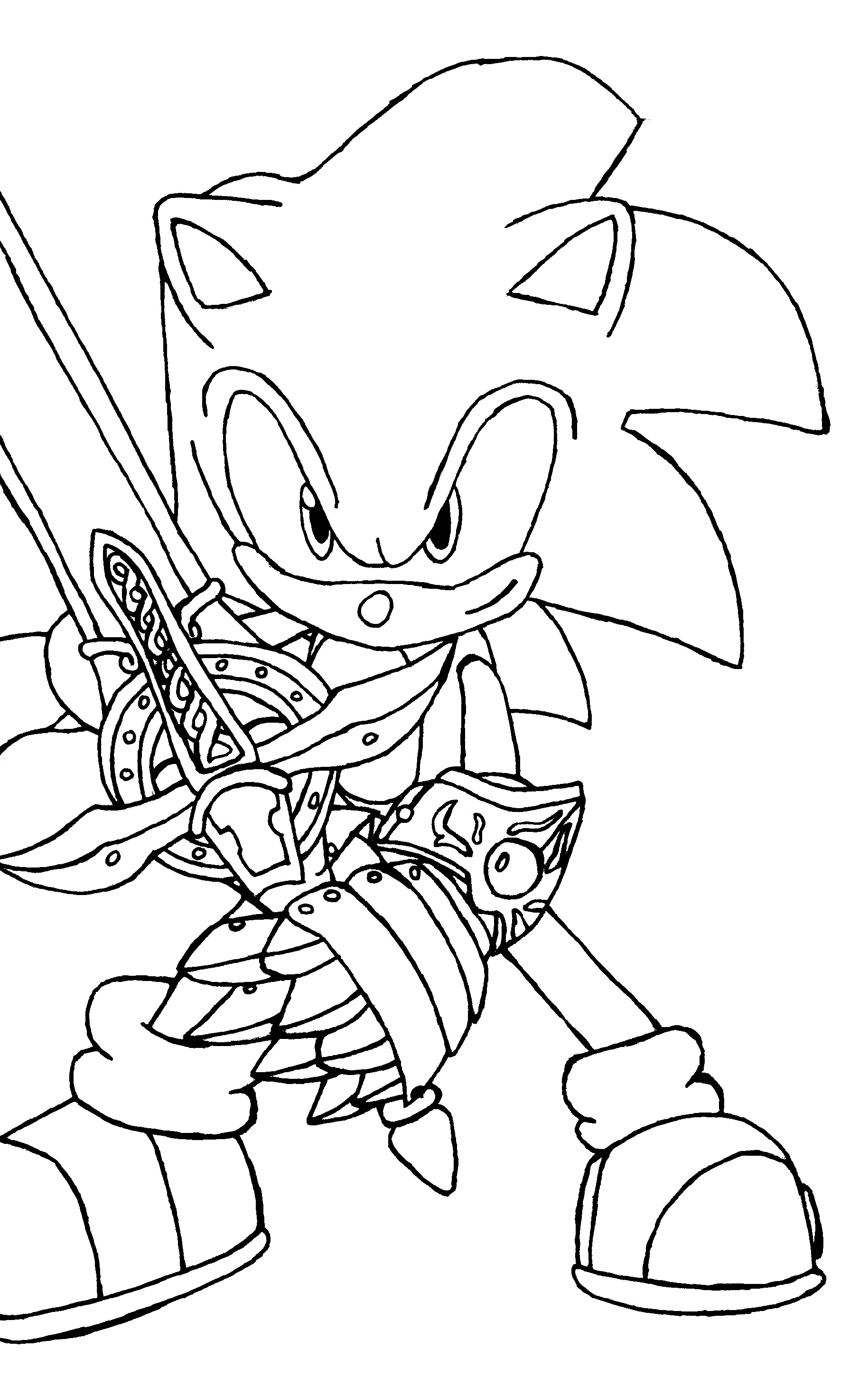 coloring pages sonic sonic for kids sonic kids coloring pages coloring pages sonic
