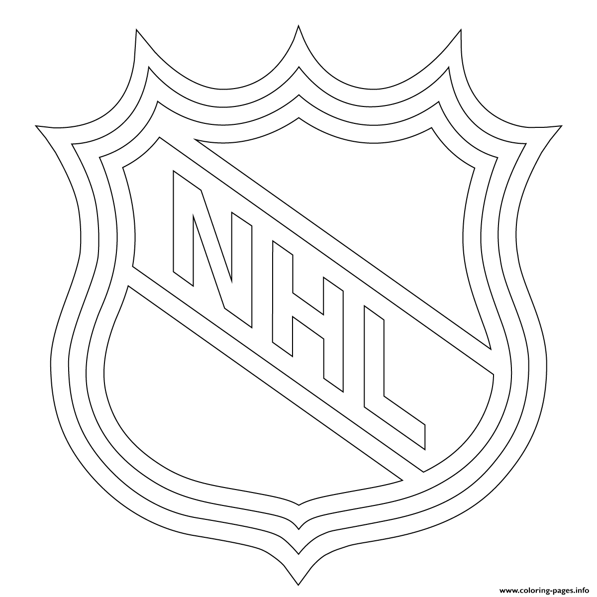 coloring pages sports logos boston bruins logo nhl hockey sport coloring pages printable pages sports coloring logos