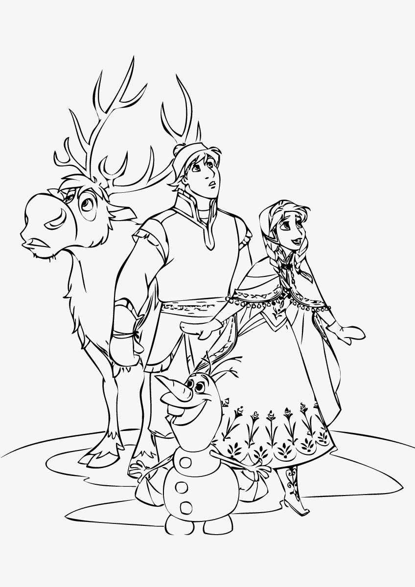 coloring pages to print frozen find 16 awesome frozen coloring pages to print instant print pages coloring to frozen