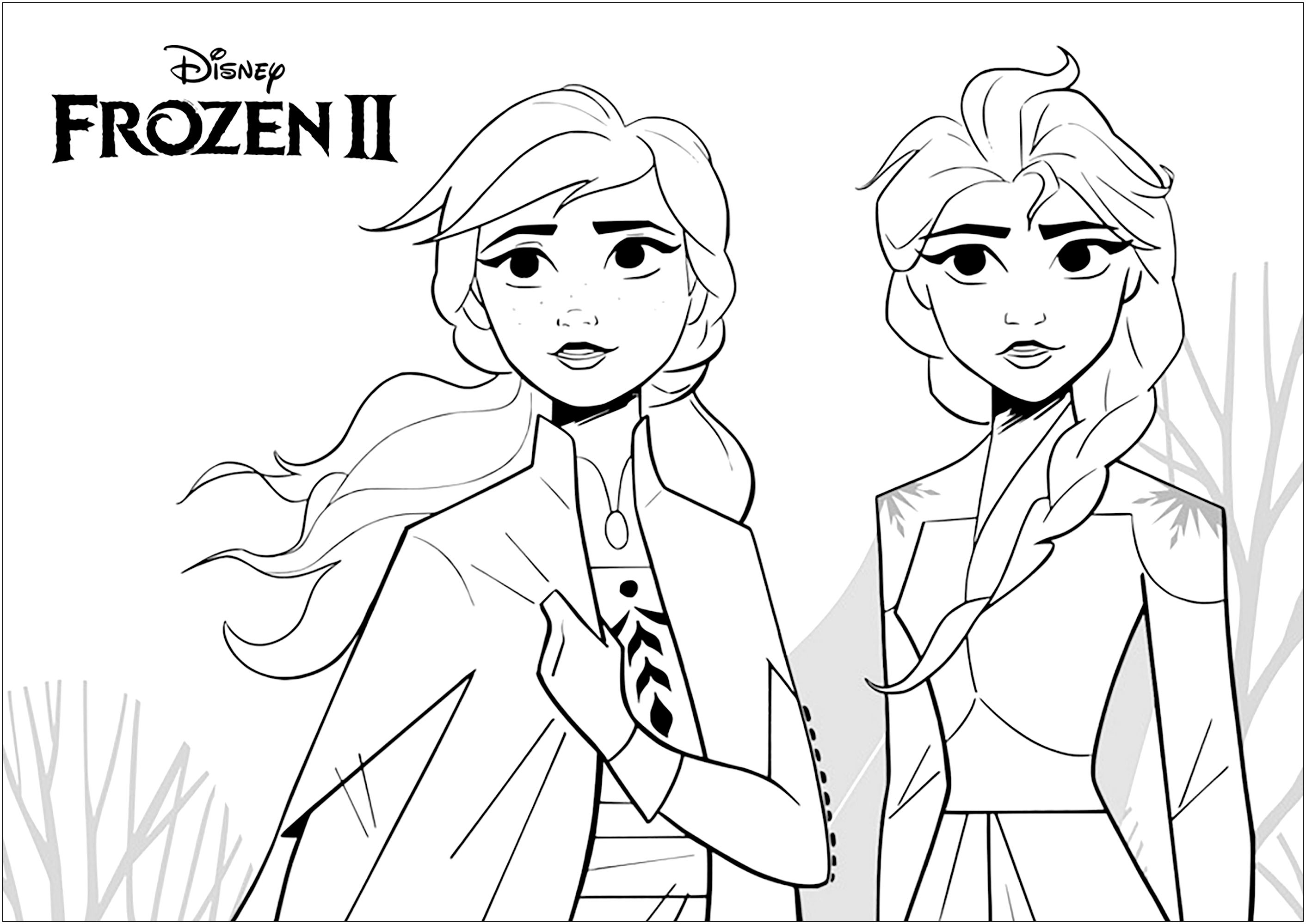 coloring pages to print frozen frozen 2 for kids frozen 2 kids coloring pages pages coloring to print frozen