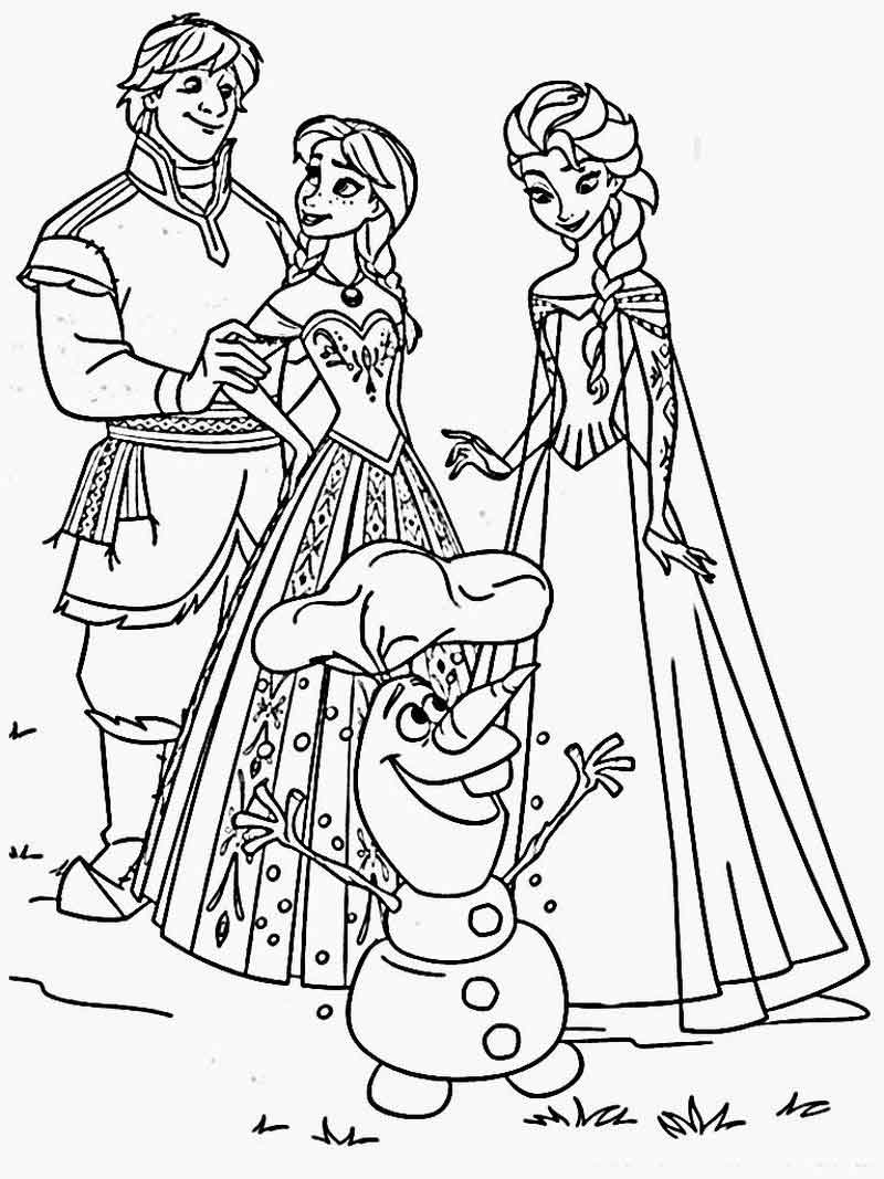 coloring pages to print frozen frozen coloring pages disneyclipscom coloring to print frozen pages