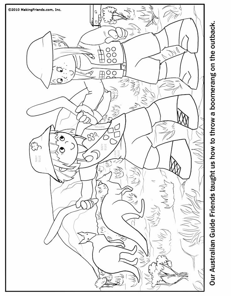 coloring pages with color guide australia coloring page coloring home pages coloring color with guide