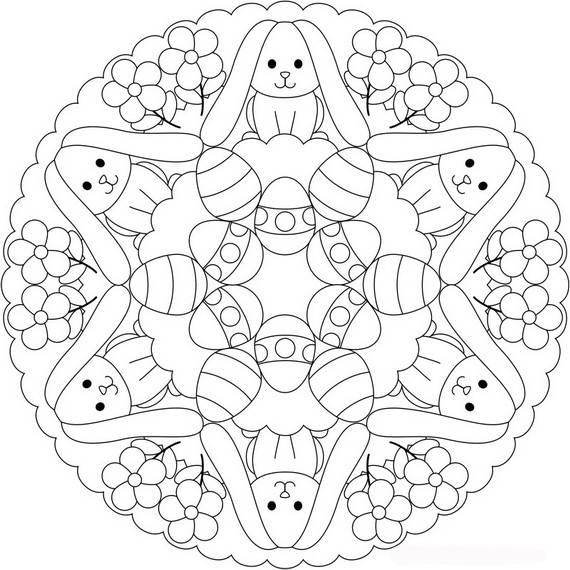 coloring pages with color guide northern guide free printable mandala coloring page guide color with coloring pages