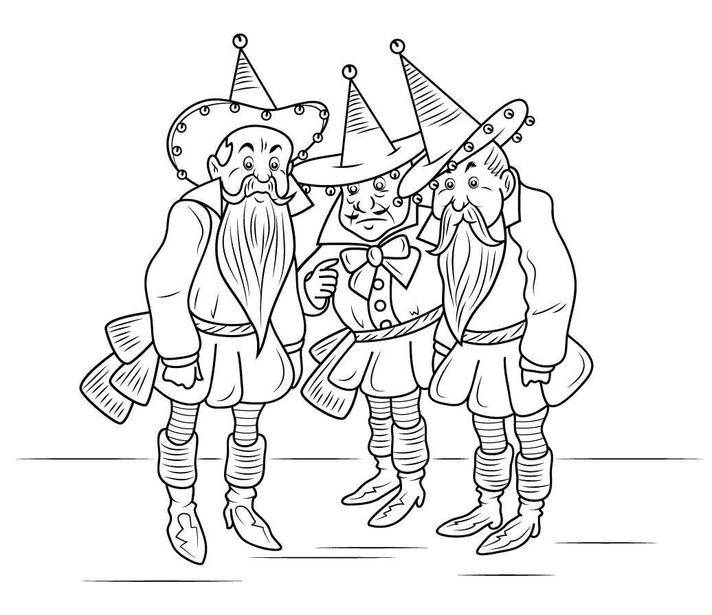 coloring pages wizard of oz kids n funcom coloring page wizard of oz wizard of oz of oz wizard coloring pages