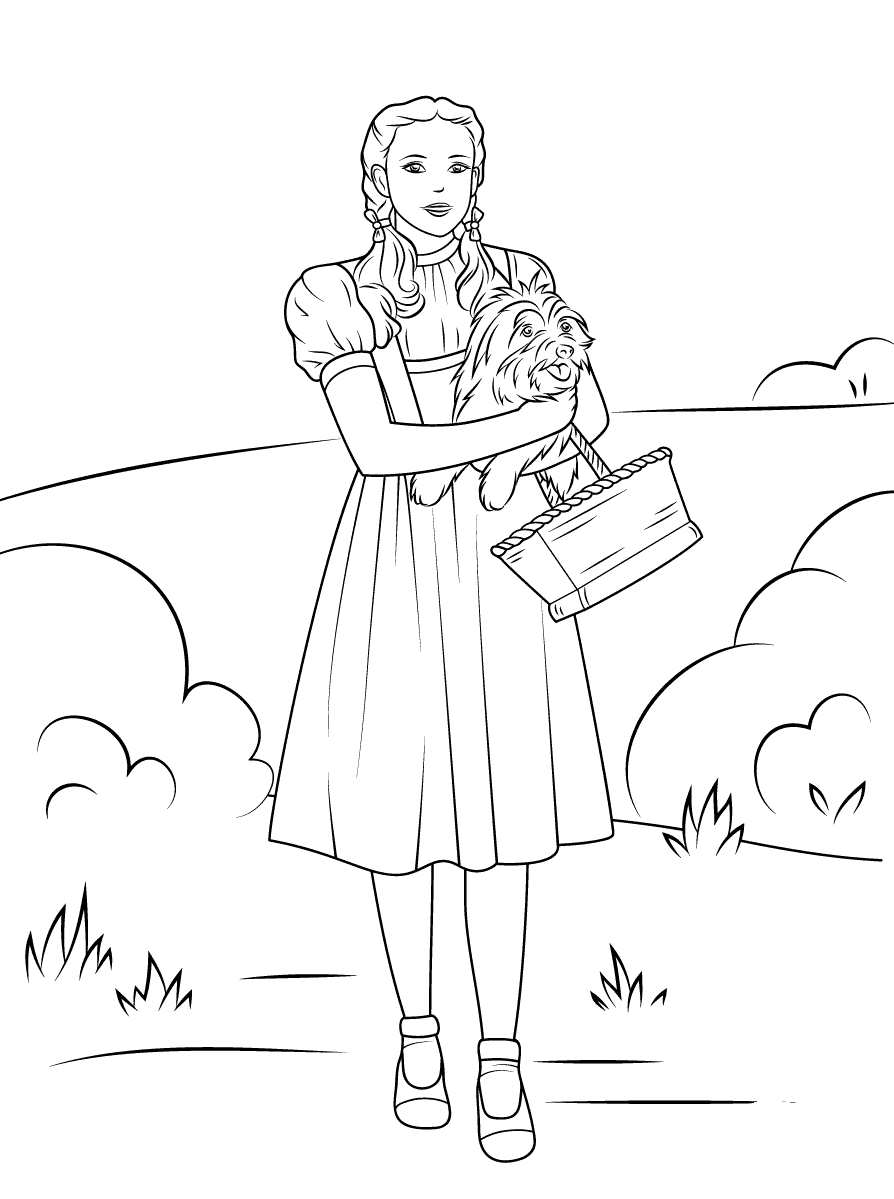 coloring pages wizard of oz the wizard of oz coloring pages printable free coloring wizard coloring of pages oz