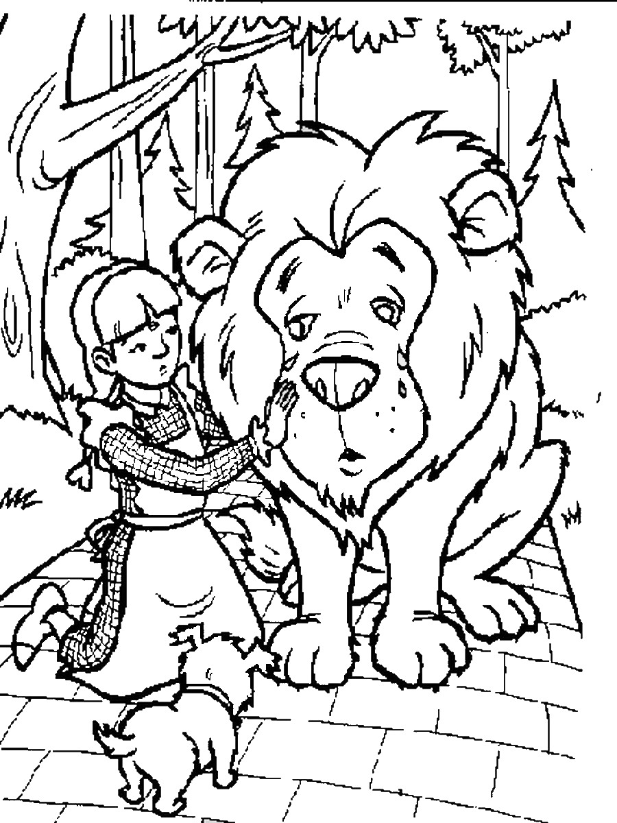 coloring pages wizard of oz wizard of oz coloring pages of wizard coloring oz pages