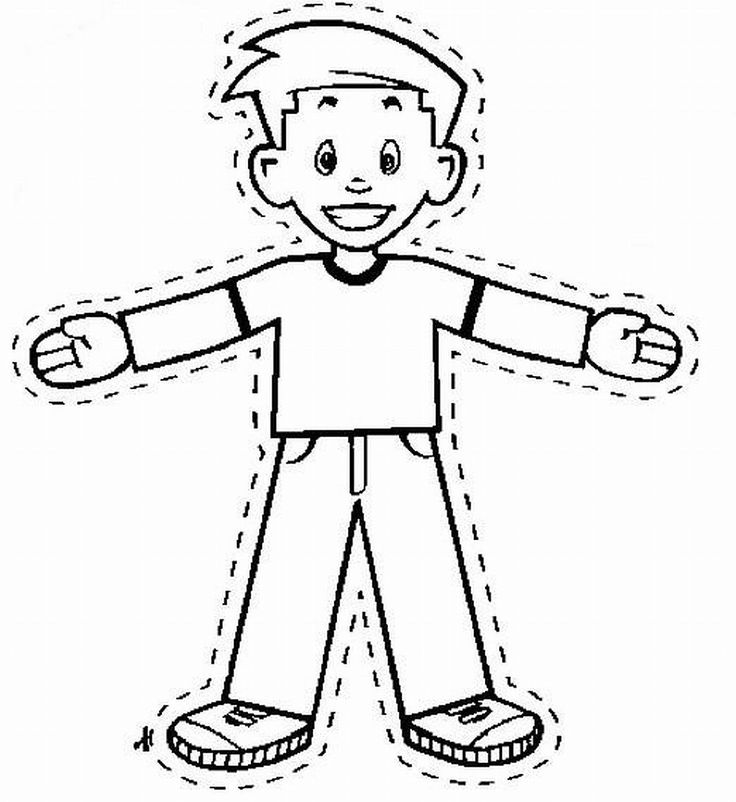 coloring picture people people cutouts for kids coloring page coloring home coloring picture people