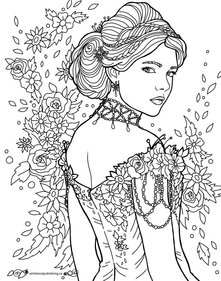 coloring picture people printable adult coloring pages people pictures to download picture people coloring