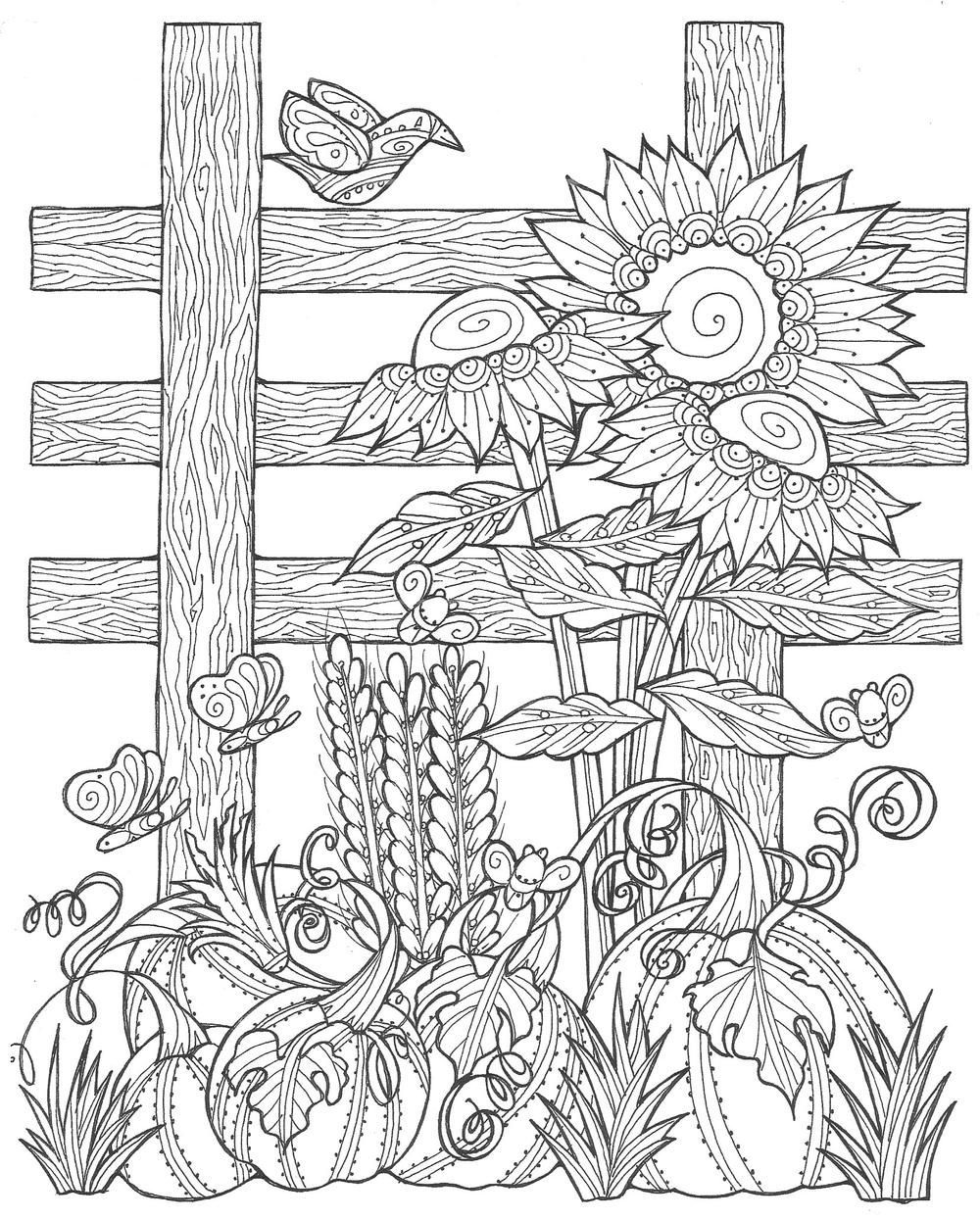 coloring pictures fall adorable fall coloring pages for children activity shelter fall pictures coloring