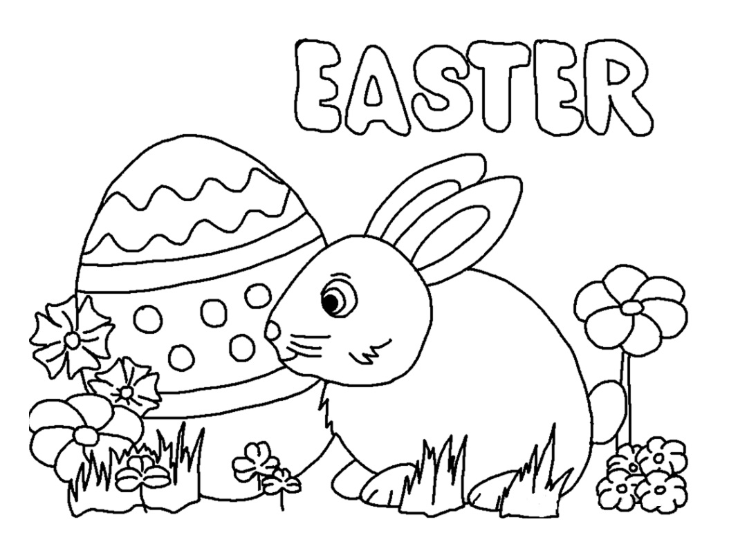 coloring pictures rabbit cute bunny colouring image coloring rabbit pictures