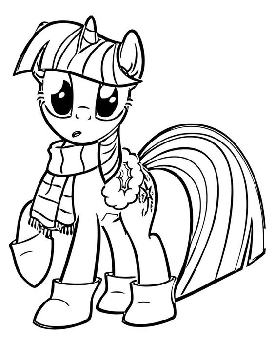coloring pony free printable my little pony coloring pages for kids pony coloring 1 1