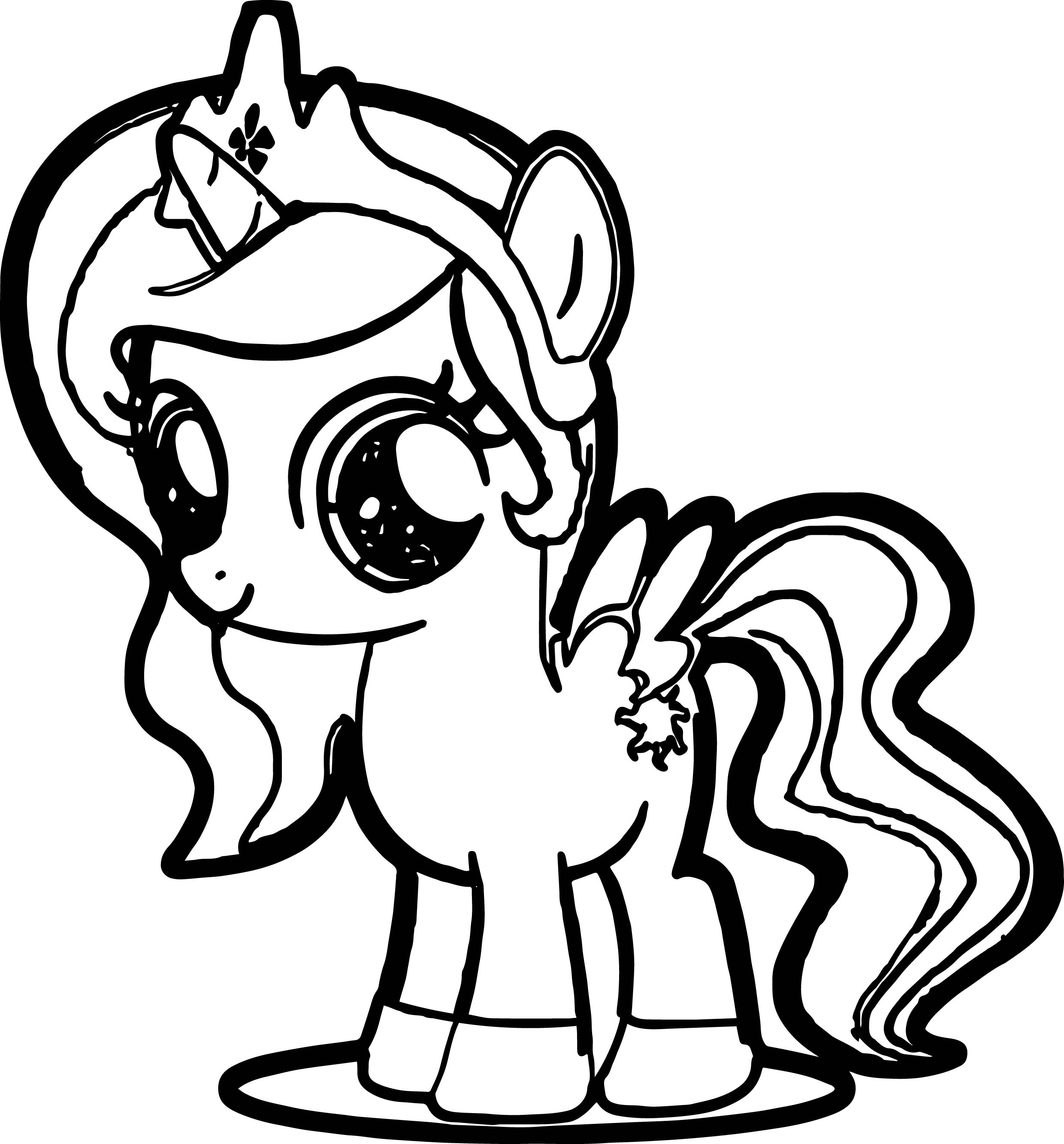 coloring pony my little pony colouring sheets pinkie pie my little coloring pony