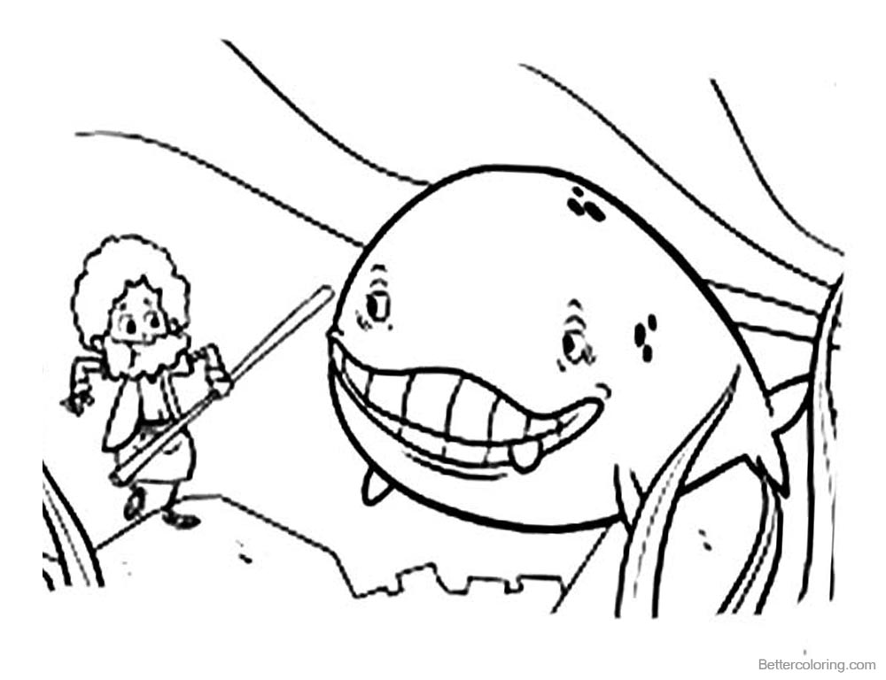 coloring printable jonah and the whale coloring printable jonah and the whale jonah printable coloring the and whale