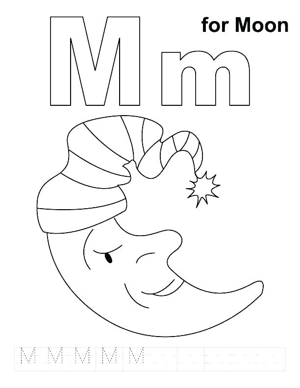 coloring printable m letter images disney alphabet coloring pages at getcoloringscom free coloring printable images letter m