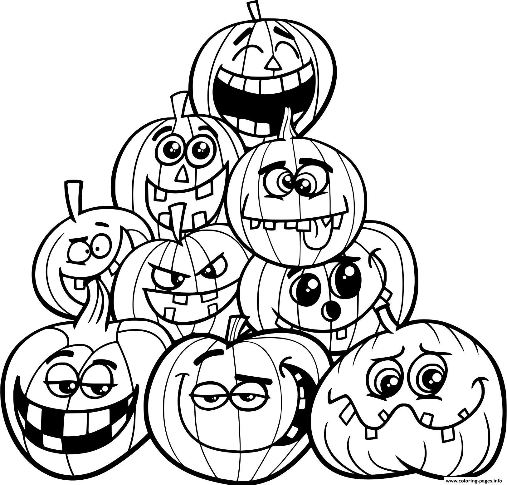 coloring pumpkin halloween clipart halloween scary pumpkin halloween adult coloring pages coloring clipart pumpkin halloween