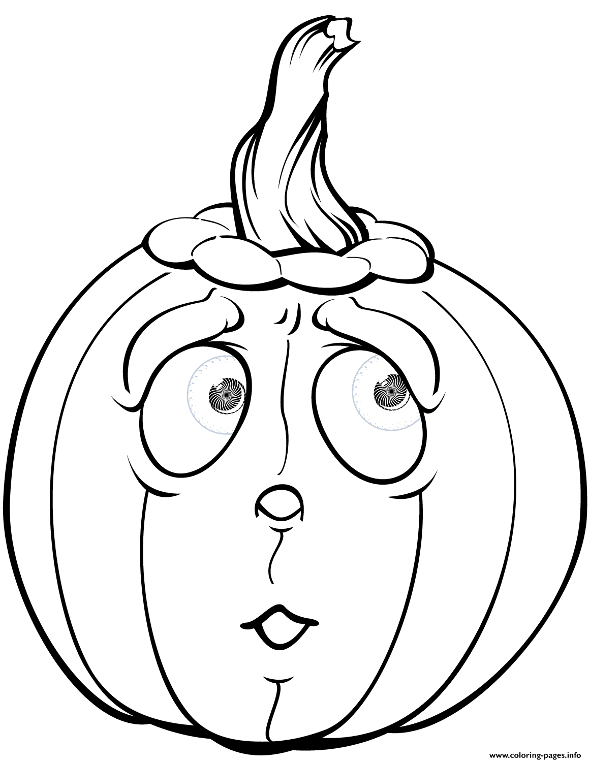 coloring pumpkin halloween clipart scary pumpkin halloween coloring pages printable coloring pumpkin halloween clipart
