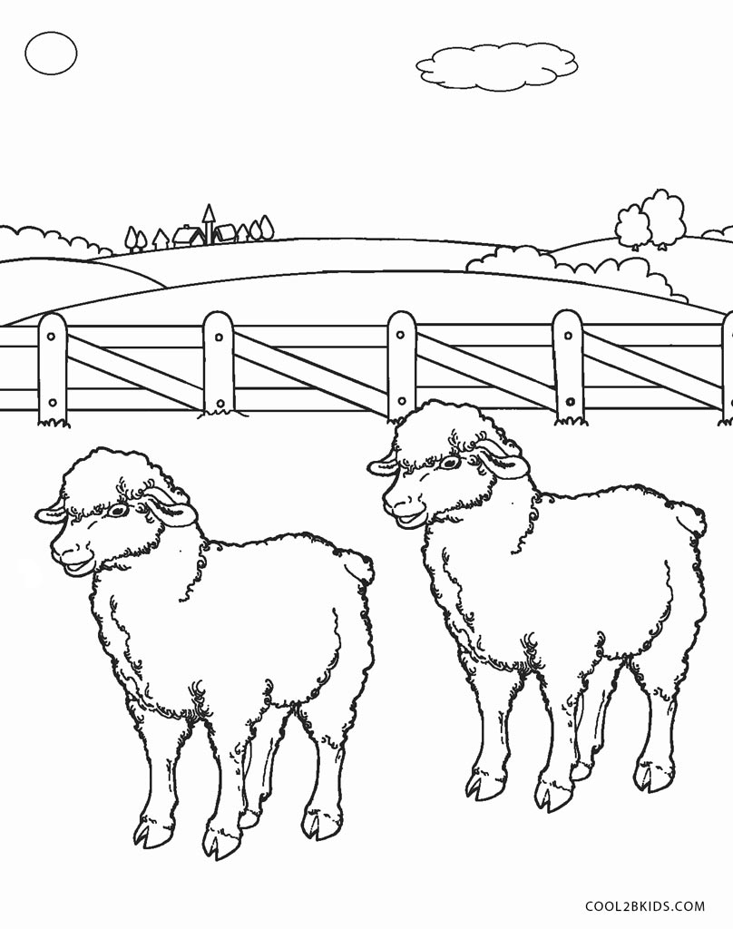 coloring sheep drawing colour shaun the sheep coloring pages for kids to print for free sheep drawing colour coloring