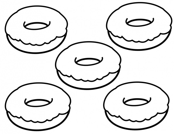 coloring sheet donut donut coloring pages best coloring pages for kids coloring donut sheet