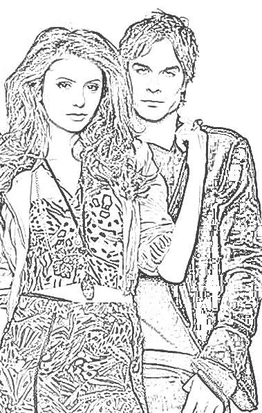 coloring sheet vampire diaries coloring pages free the vampire diaries coloring page other listia coloring sheet vampire pages coloring diaries