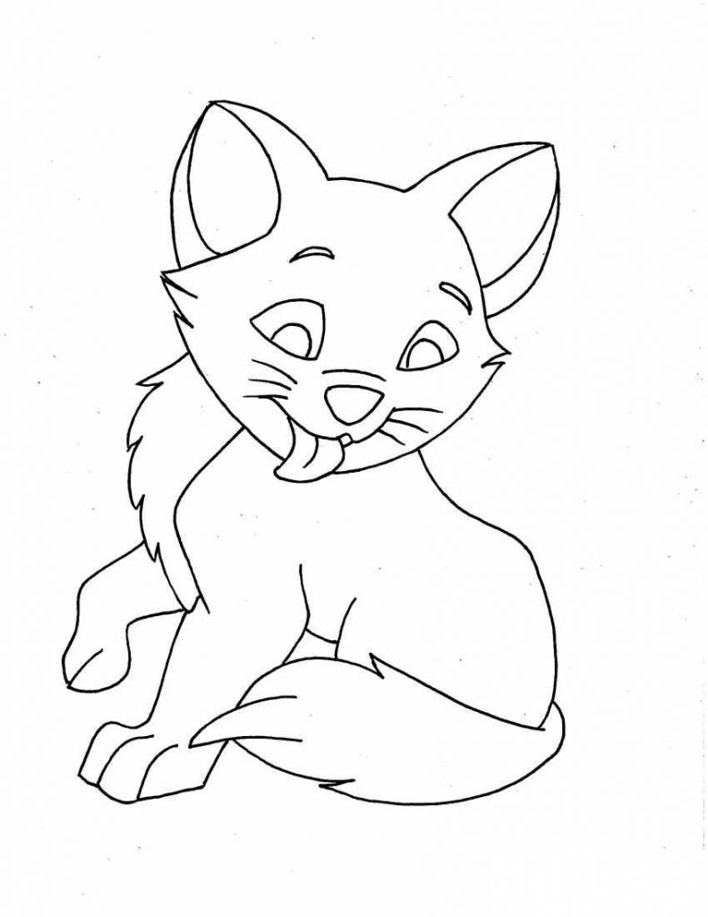 coloring sheets cats free printable cat coloring pages for kids cool2bkids sheets coloring cats