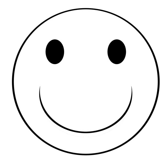 coloring smiley face free printable smiley face coloring pages for kids coloring smiley face