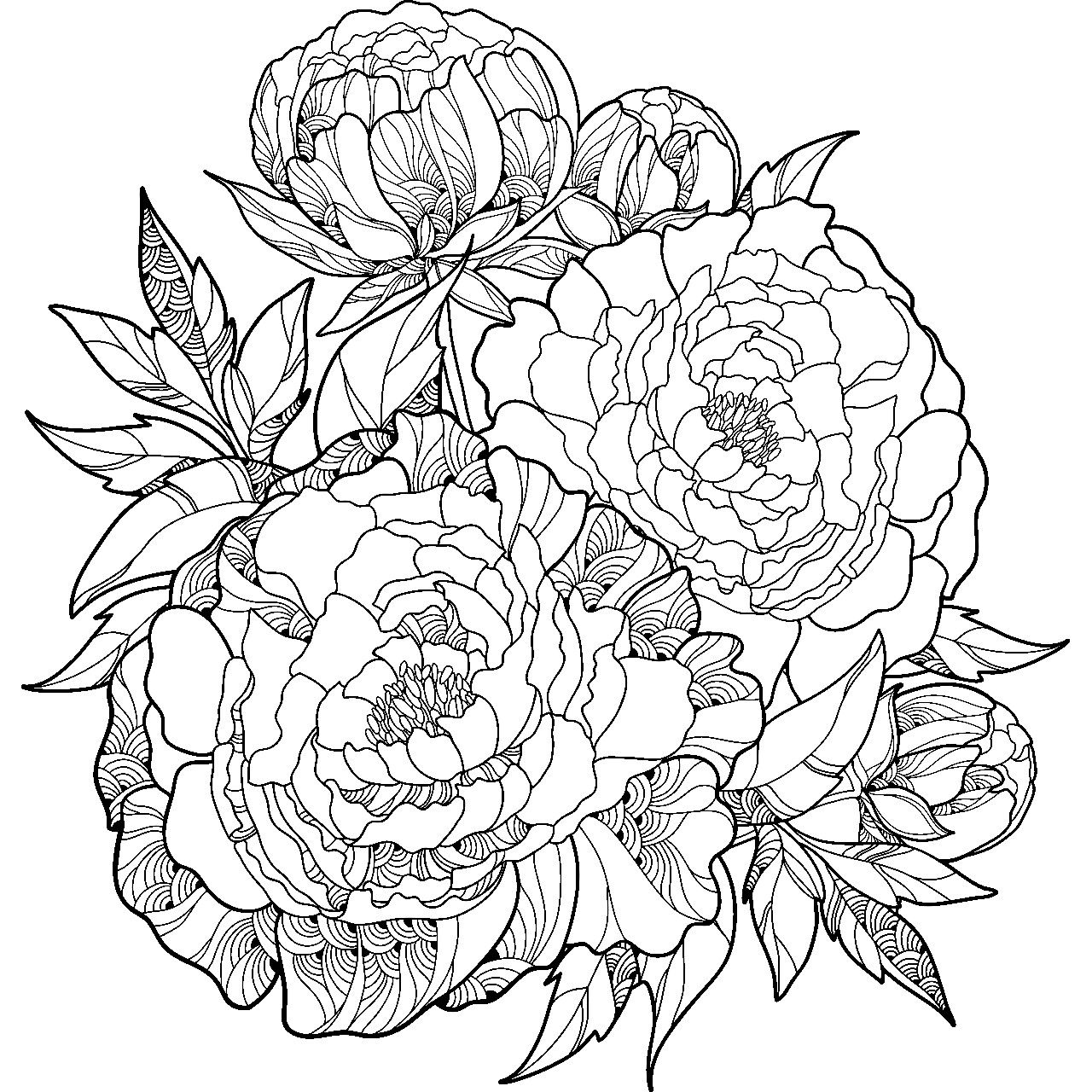 coloring stencils harmony of nature adult coloring book pg 28 color pages stencils coloring