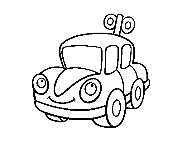 coloring toy car toy freddy coloring pages at getdrawings free download car coloring toy