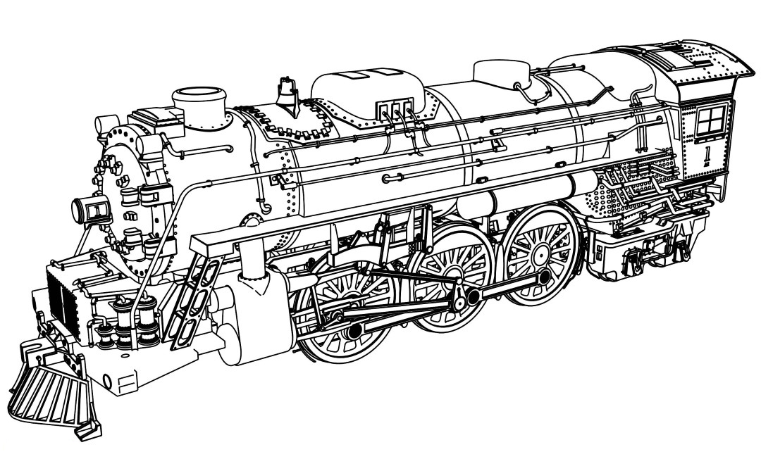 coloring train pages train coloring pages getcoloringpagescom pages coloring train