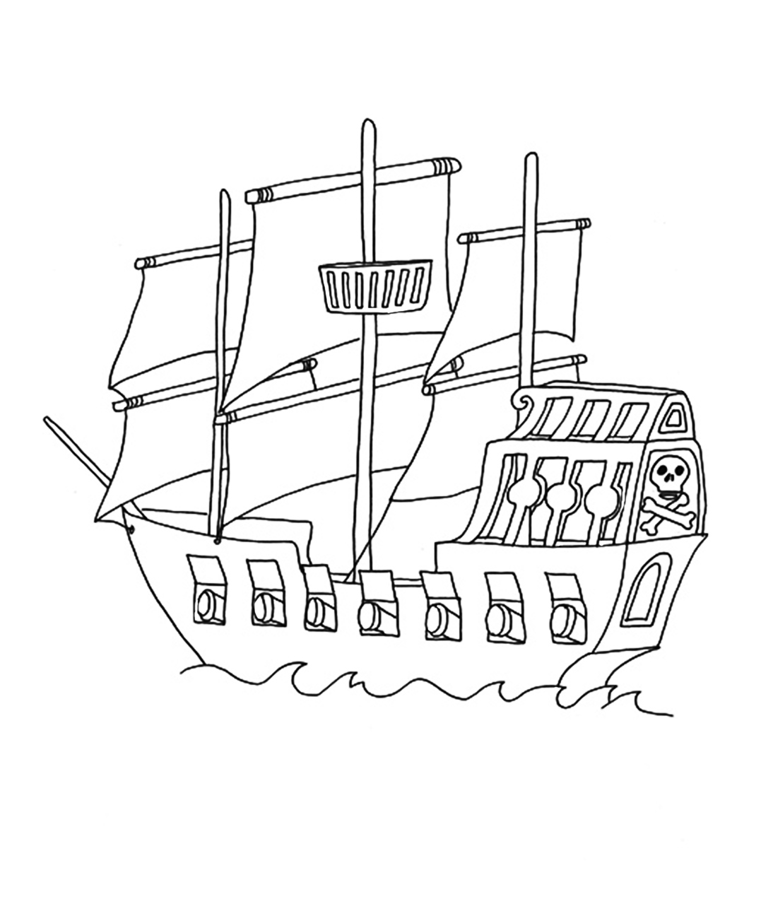 colour in pirate ship pirate ship wheel coloring pages ship colour in pirate